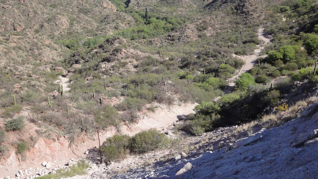 ... nach Amaicha del Valle ...