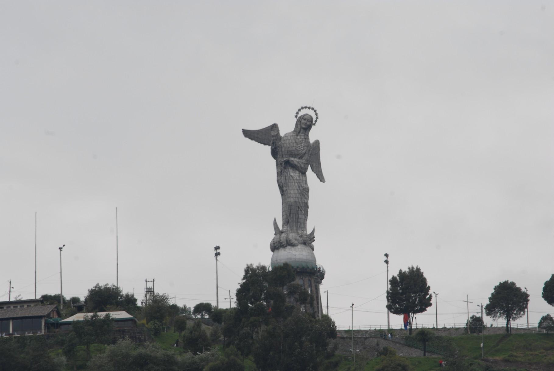 Der Namen der Statue fällt mir jetzt nicht ein, wird aber nachgeliefert