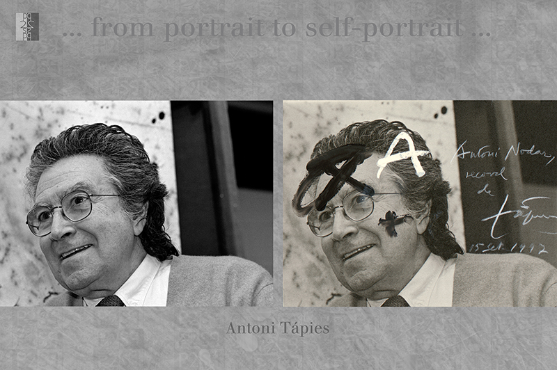 ...From portraits to self portraits...
