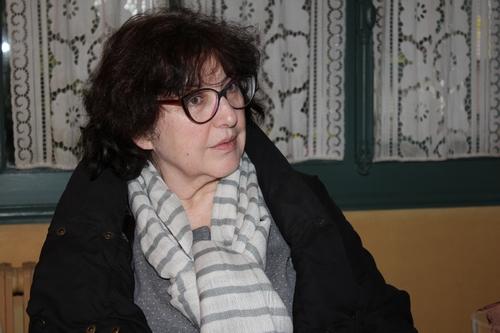 Geneviève HU, Librairie la 23e Marche