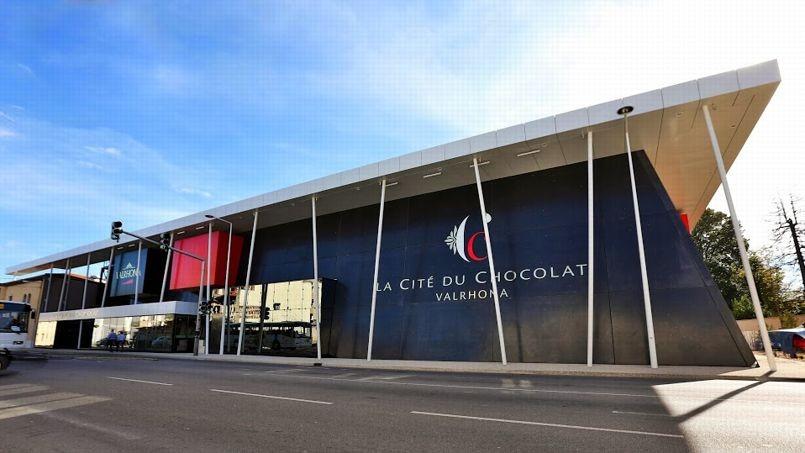 Cité du Chocolat ValRhôna (photo Le Figaro)