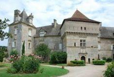 Visite du château de Cenevières, France. Lot aventure.46.Midi-Pyrénées.