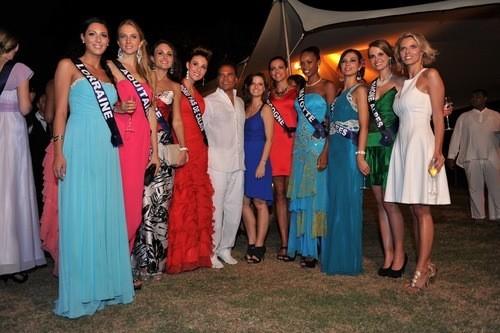 Préparation à l'élection Miss France 2013 - Miss Rhone-Alpes