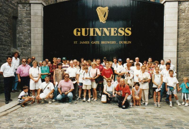 Visite de Guiness