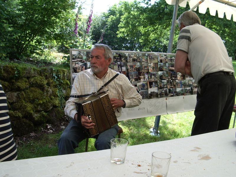 Jean et son accordéon