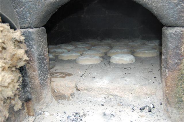 Cuisson du pain de seigle