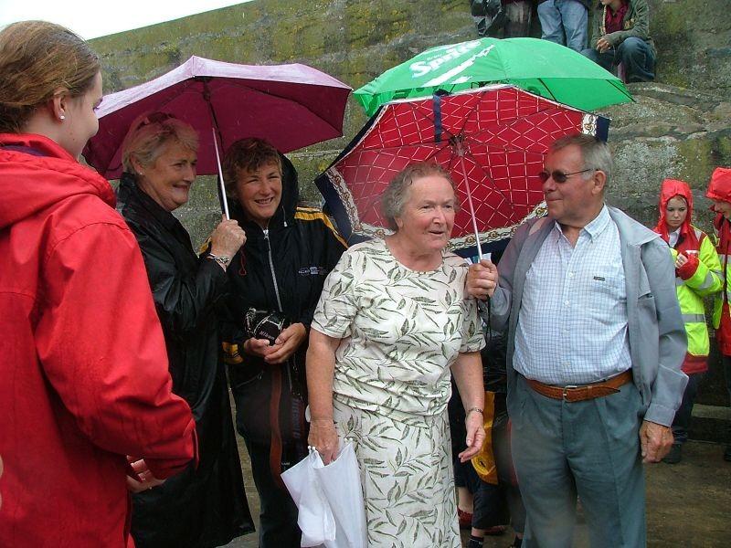Vera l'irlandaise et Lulu le Breton