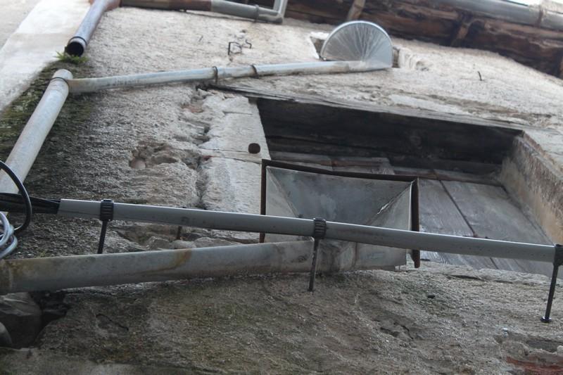 Récupérateurs d'eau