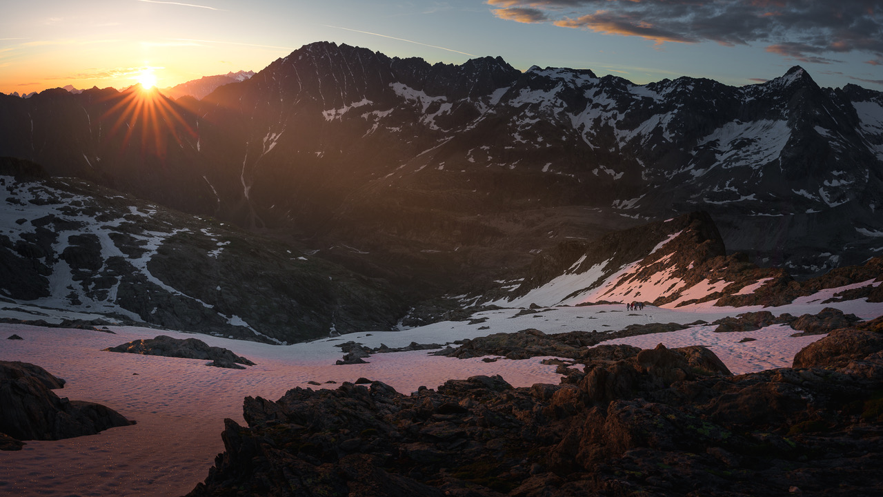 ...28: Traumtour Hangendgletscherhorn