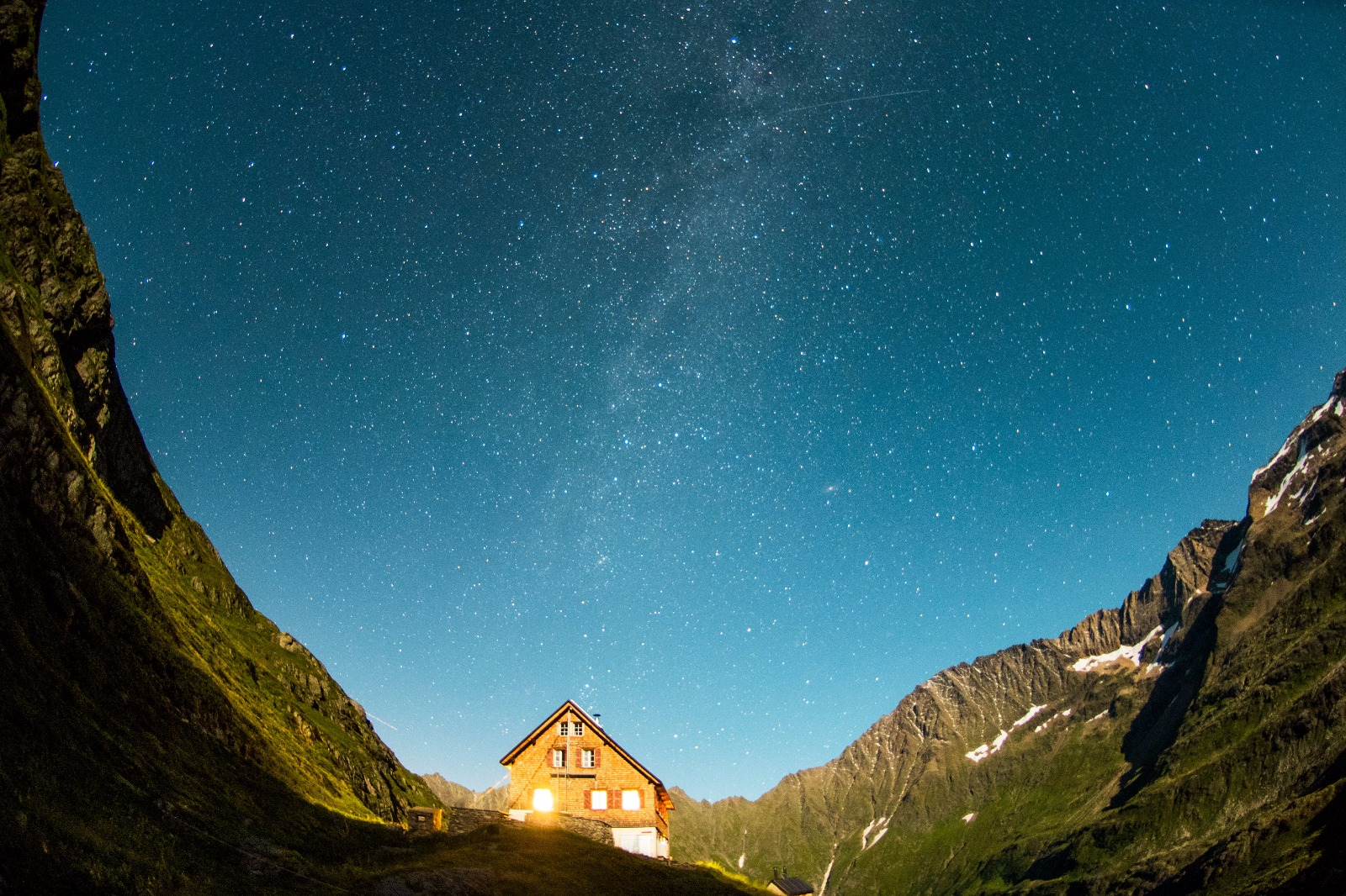 ... 32: Sternschnuppen-Nacht