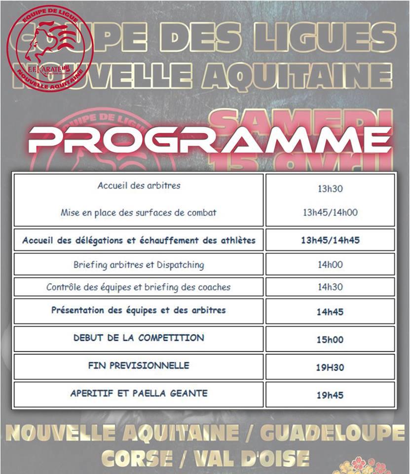 Milina MAGRE représentera notre club au sein de la sélection Nouvelle Aquitaine et Sylvain PARROT s'allignera dans la sélection CORSE.