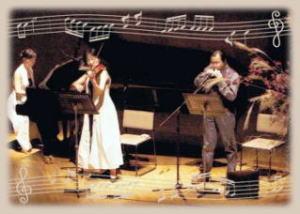 横浜市青葉区青葉台バイオリン・ビオラ教室 バイオリンコンサート