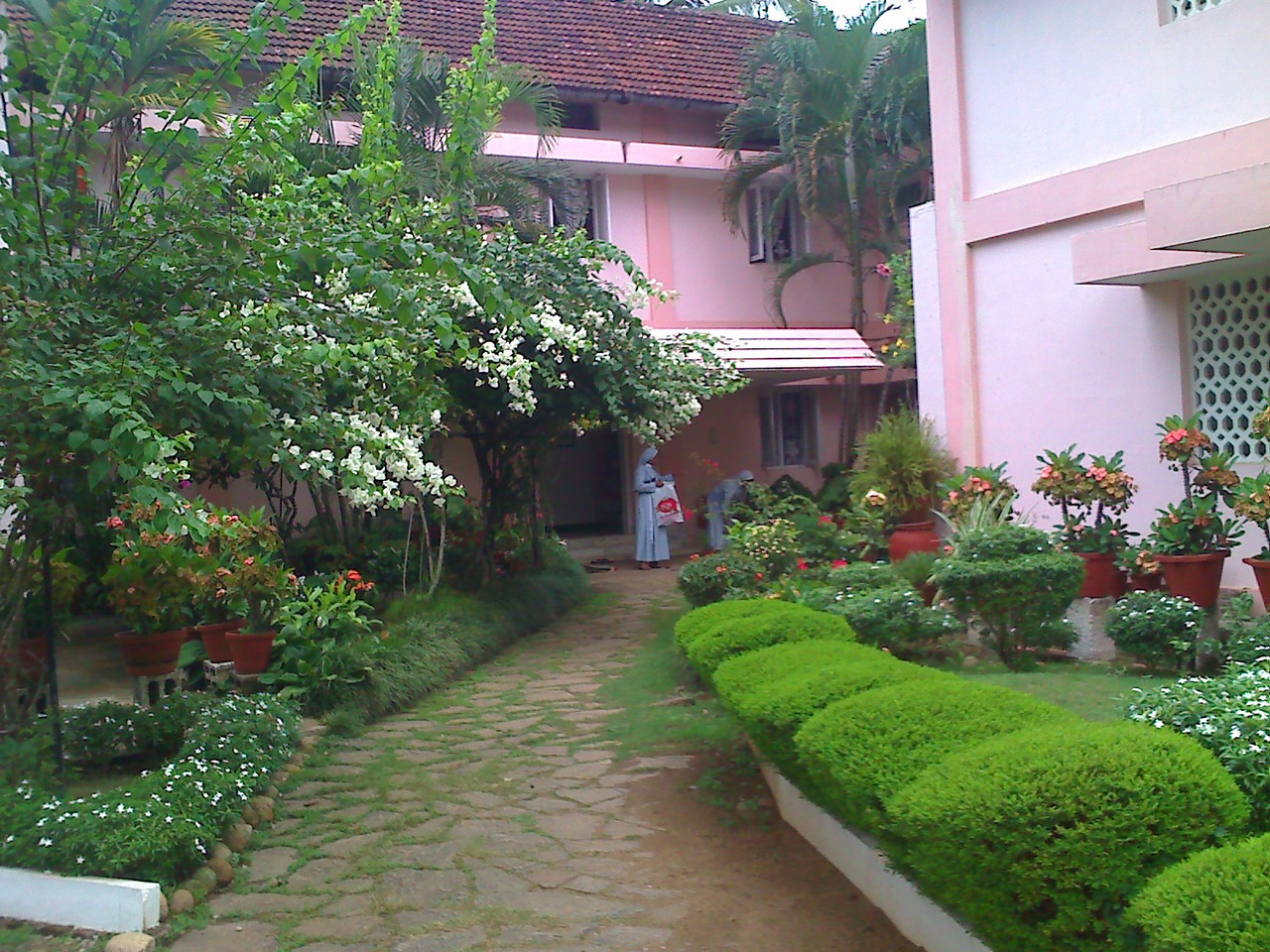 Casa a Mundamveli (Kerala, India)