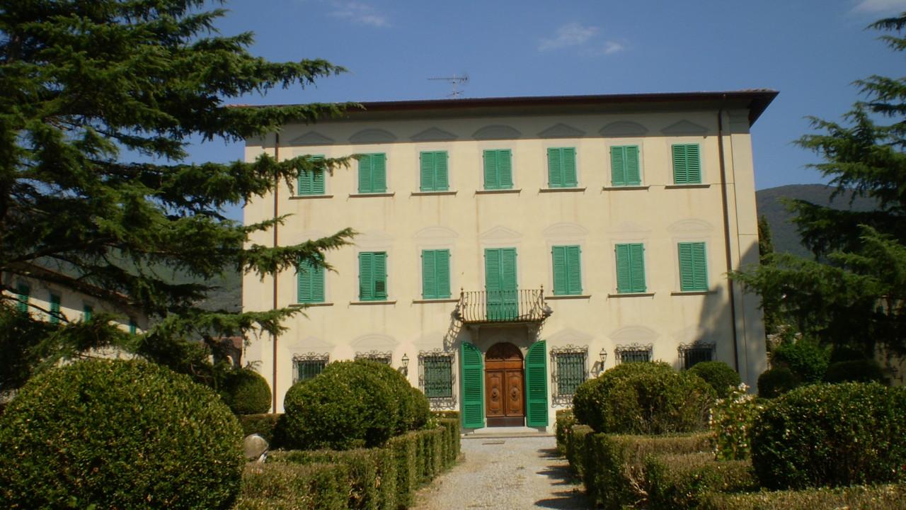 """Casa di Spiritualità """"Villa Borghini"""" (Calci - Pisa)"""