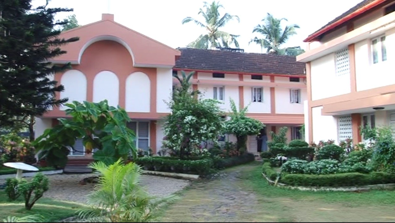 Casa di formazione (Mundamveli, Kerala - INDIA)