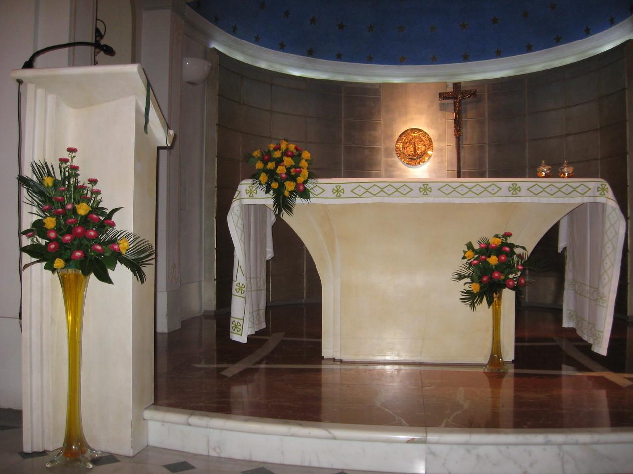 Cappella (Casa Madre - Pisa)