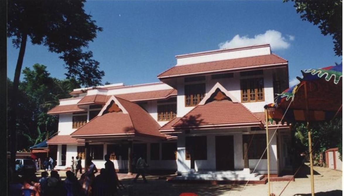 Casa d'accoglienza (Athani, Kerala - INDIA)