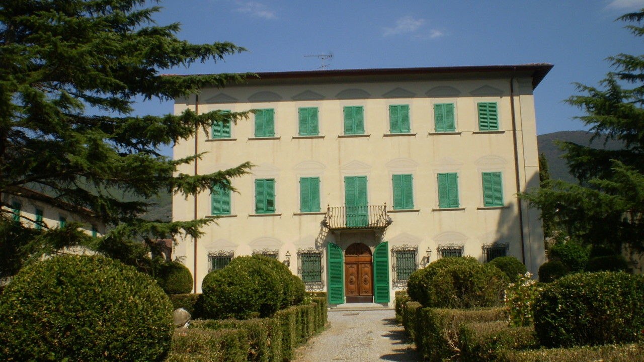 """Casa di Spiritualità """"Villa Borghini"""" - Calci, Pisa"""