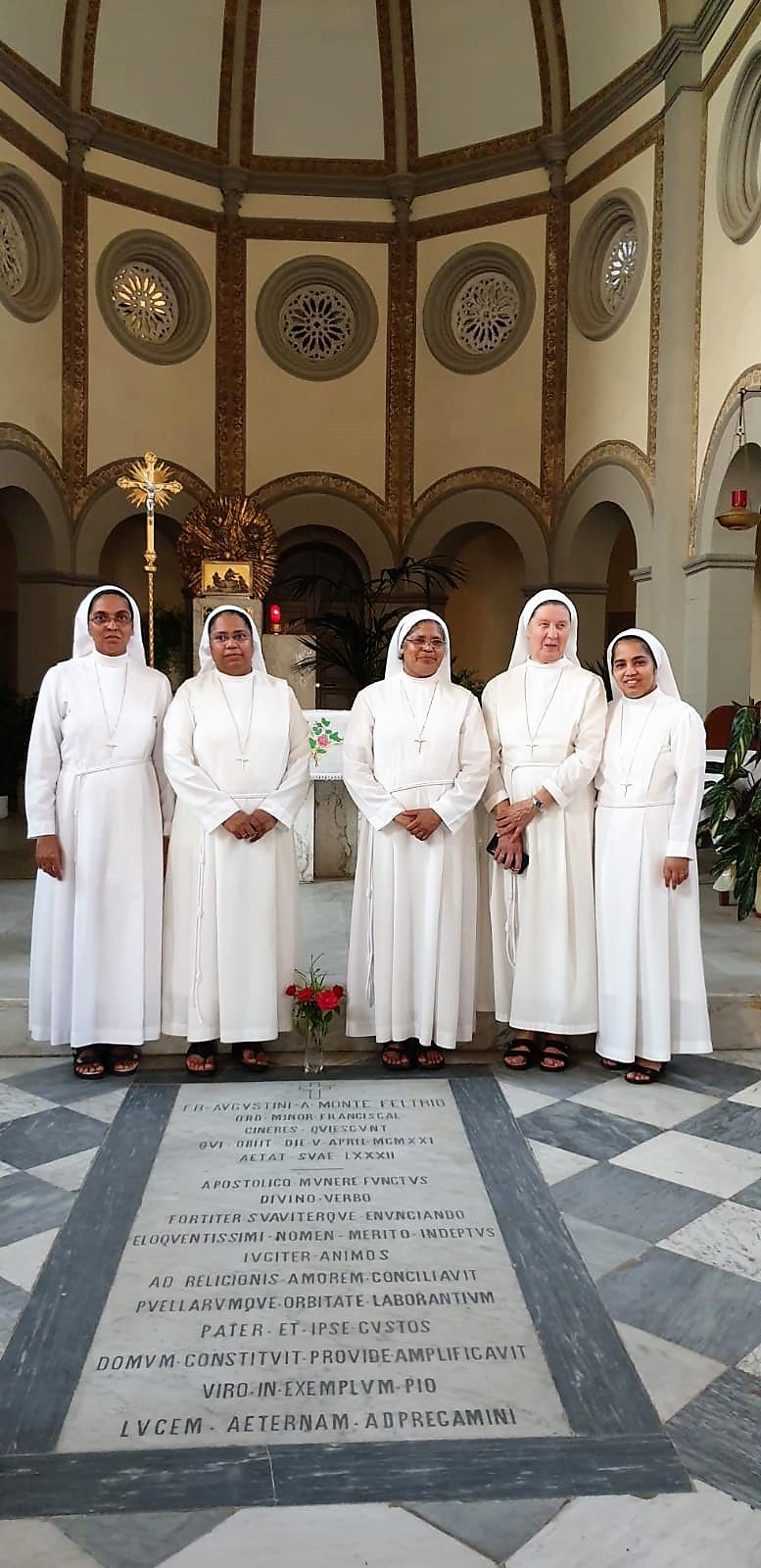 Il Nuovo Consiglio SFN sulla Tomba del Padre, Marina di Pisa