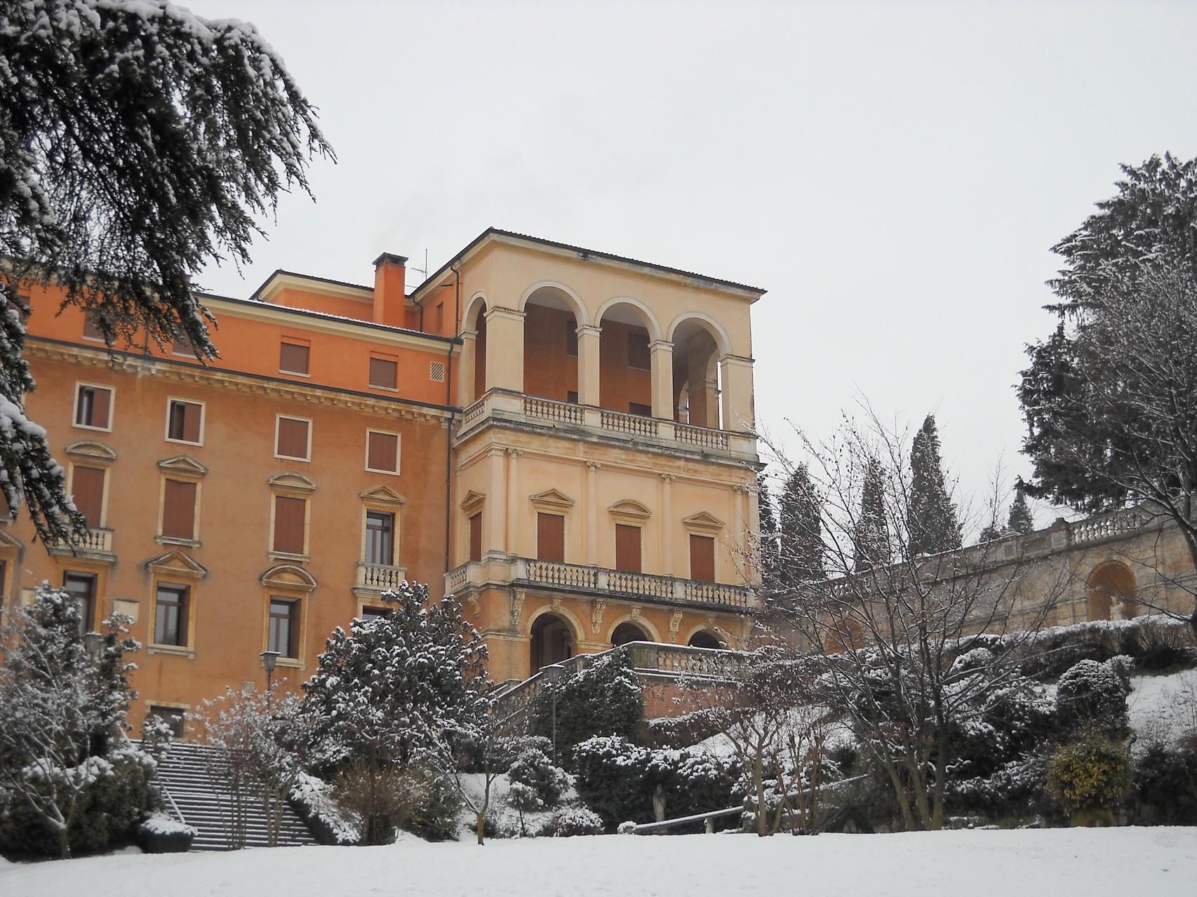 """Casa di Spiritualità e di accoglienza """"Villa San Carlo"""" (Vicenza)"""