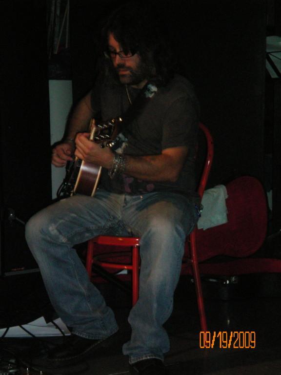 Il nostro insegnante di chitarra