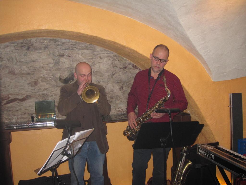 Stefan & Roland