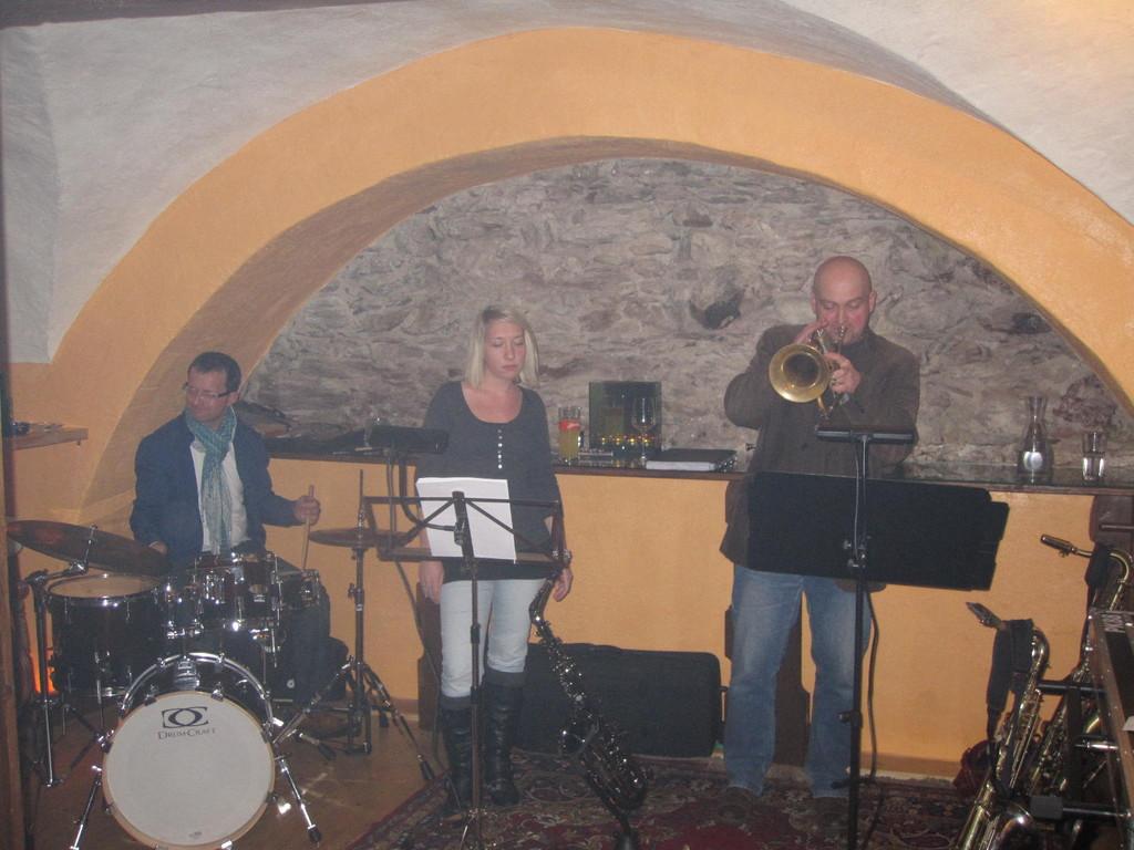 Karl, Lea Simona & Stefan