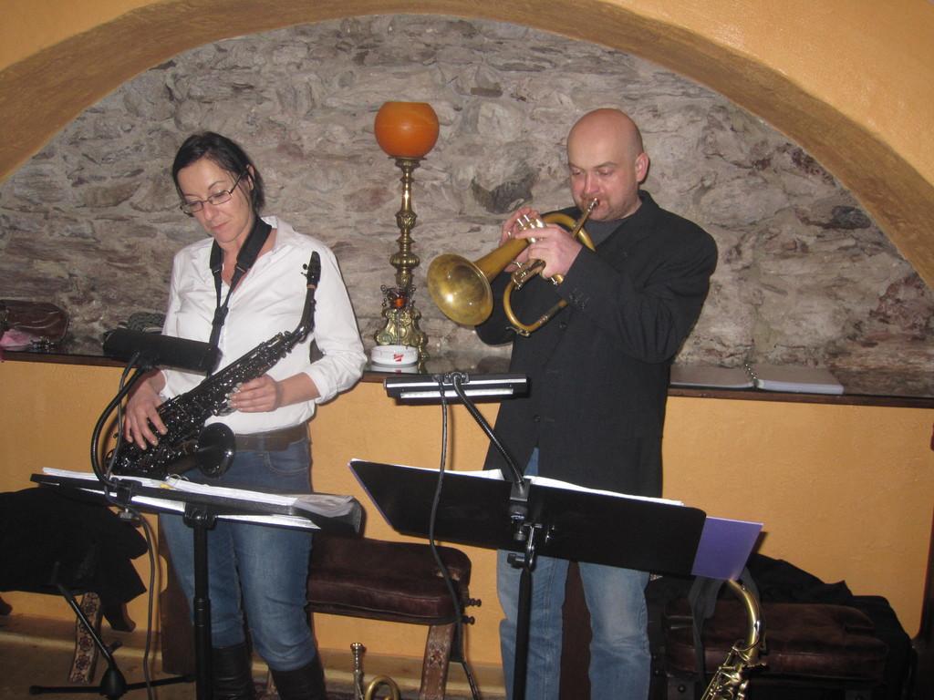 Iris Faimann & Stefan Klinglhuber