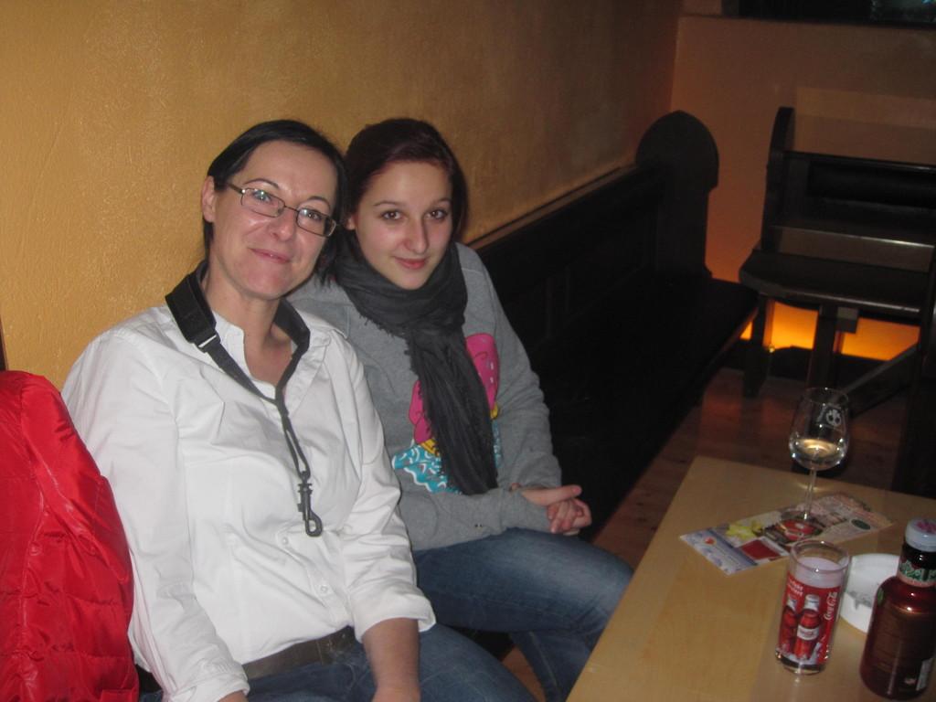 Iris & Isabella Faimann