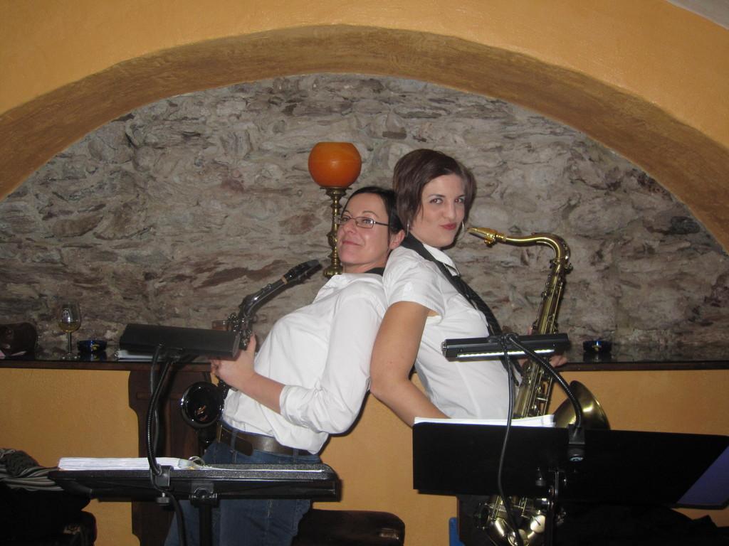 Iris Faimann & Sissi Lutzmann