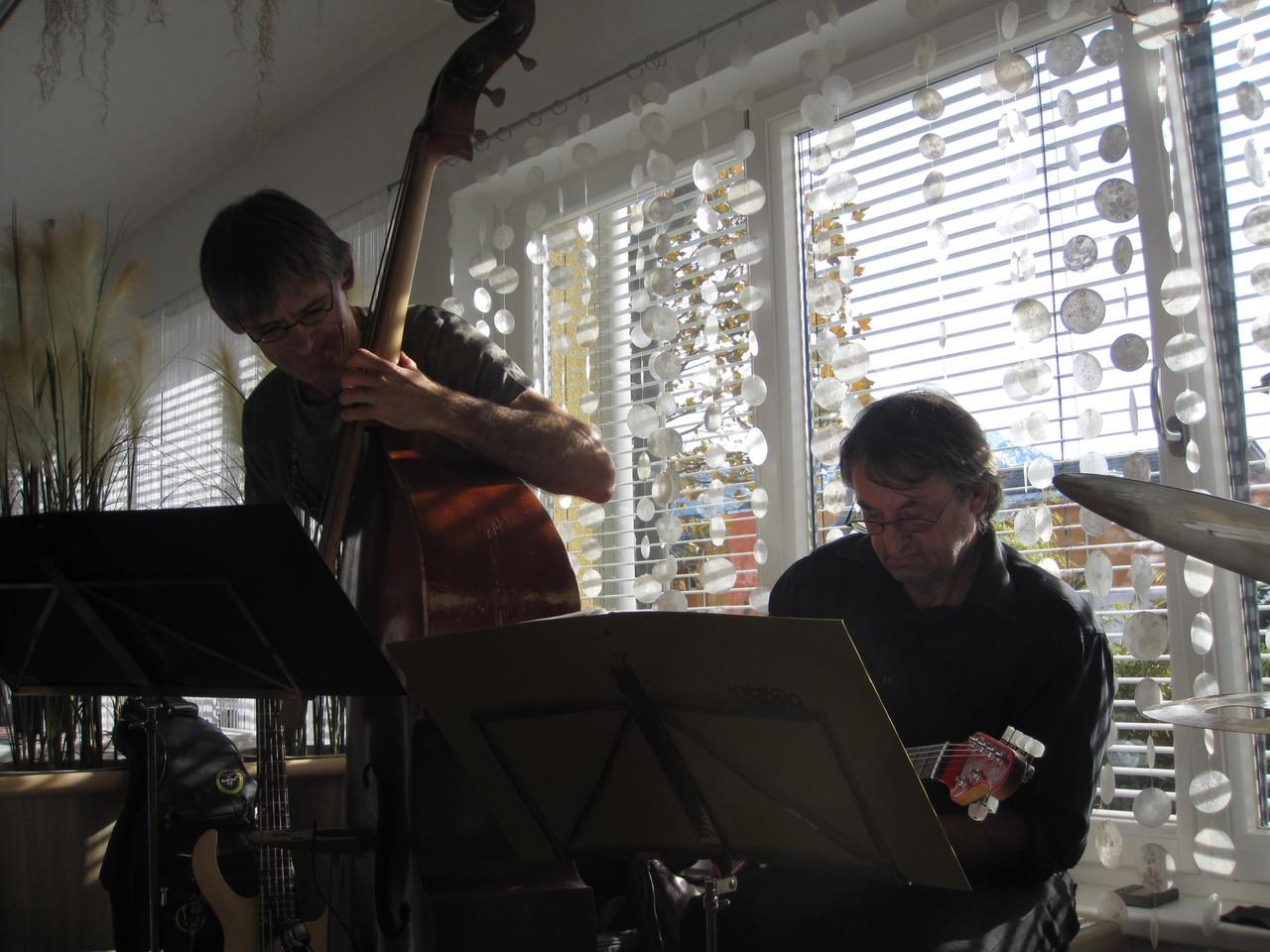 Lupo und Bernd