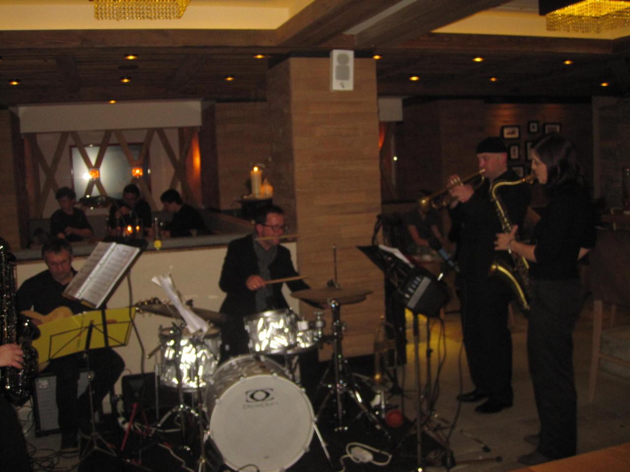 Shure Phyx im Hotel Edelweiss