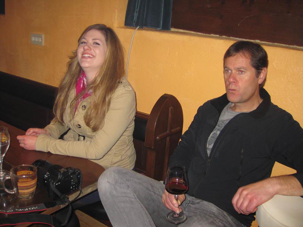 Sarah und Erich