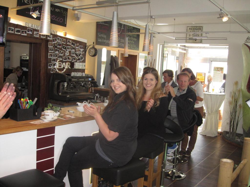 Jazzbrunch mit Shure Phyx @ Café Solarbohne