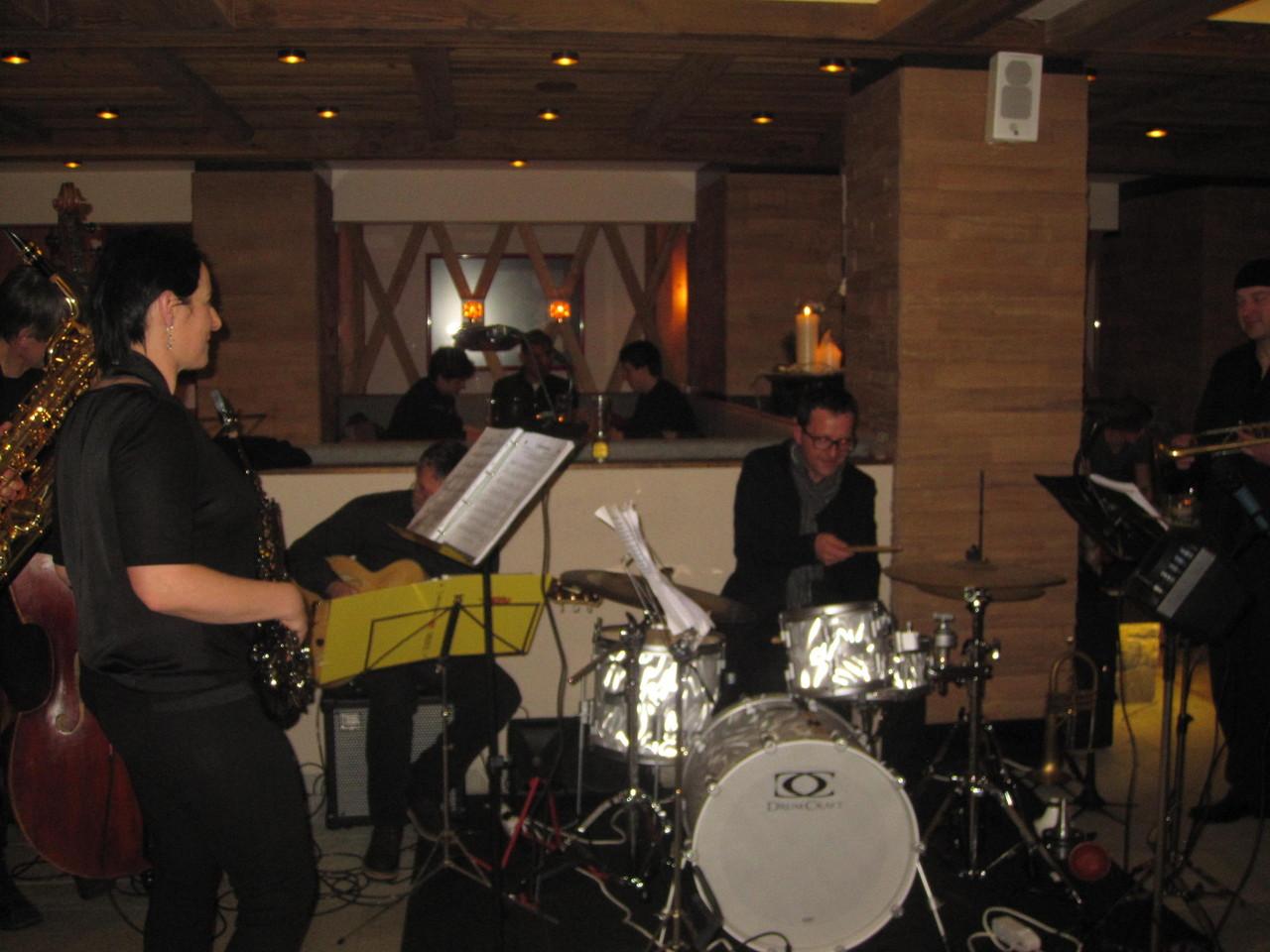 Shure Phyx zu Gast im Hotel Edelweiss am Obertauern