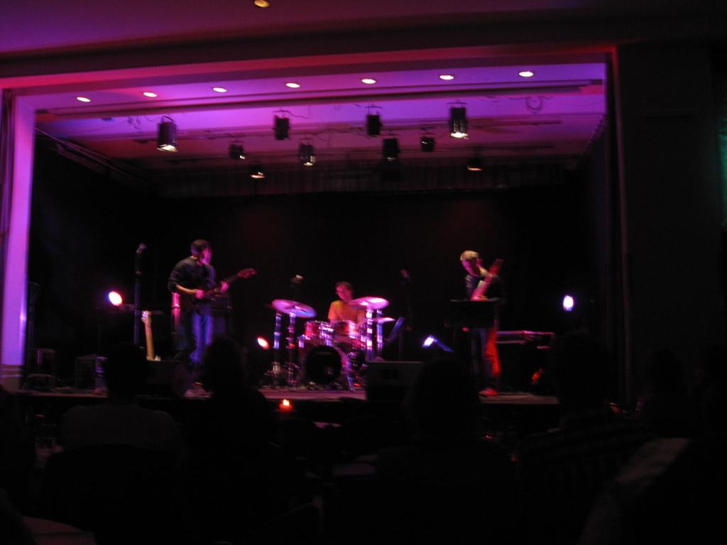 Gerald Gradwohl Trio