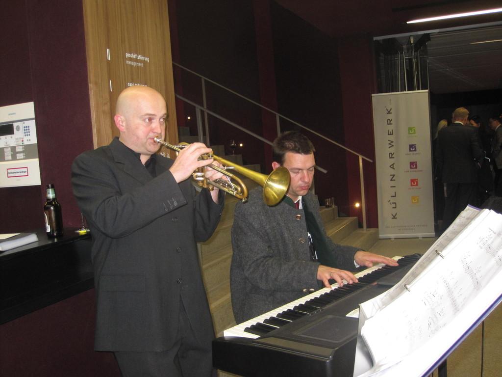 Helmut Hochstetter & Stefan Klinglhuber