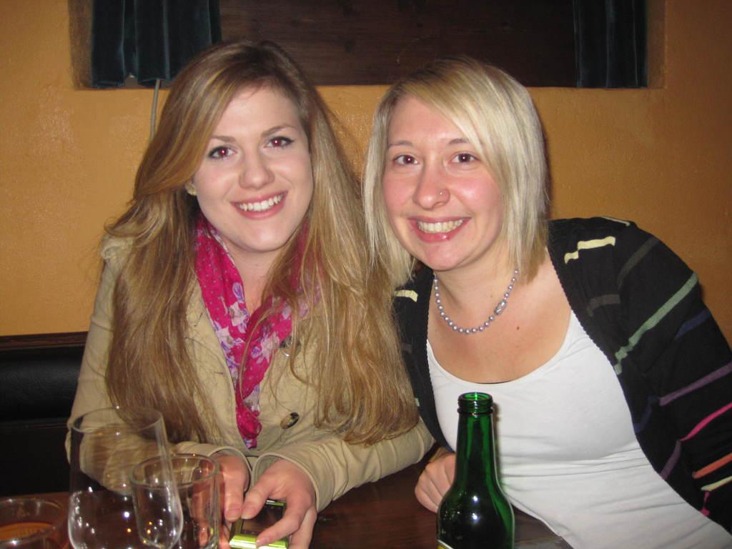 Sarah und Lea