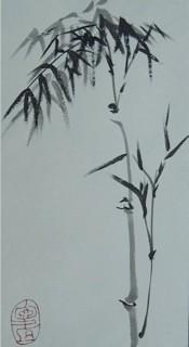 Bamboe: in literaten of vrije stijl