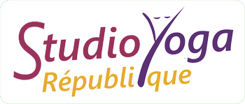 Logo du Studio Yoga République