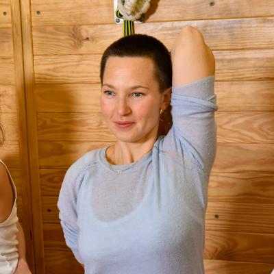 Alexandra Lupovskaya (Sasha)