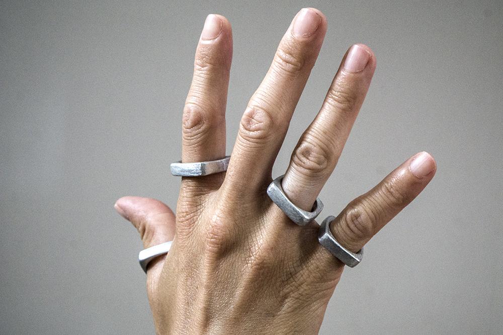 Basic Square Rings