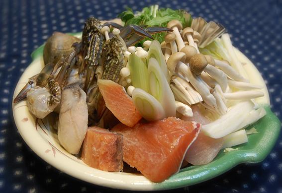 魚健 鮮魚部 鍋セット(冬2016)