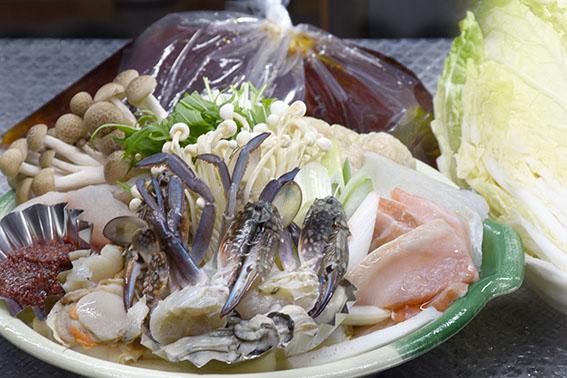 魚健 鮮魚部 鍋セット(冬2017)