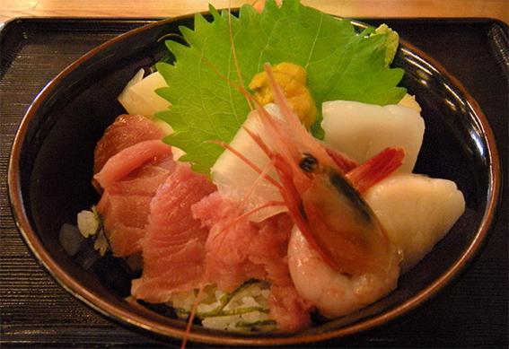 魚健 ららん藤岡店 メニュー 一例