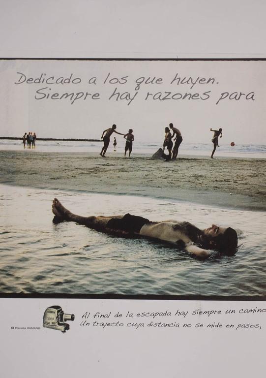 Beach Travel for Planeta Humano, Spain