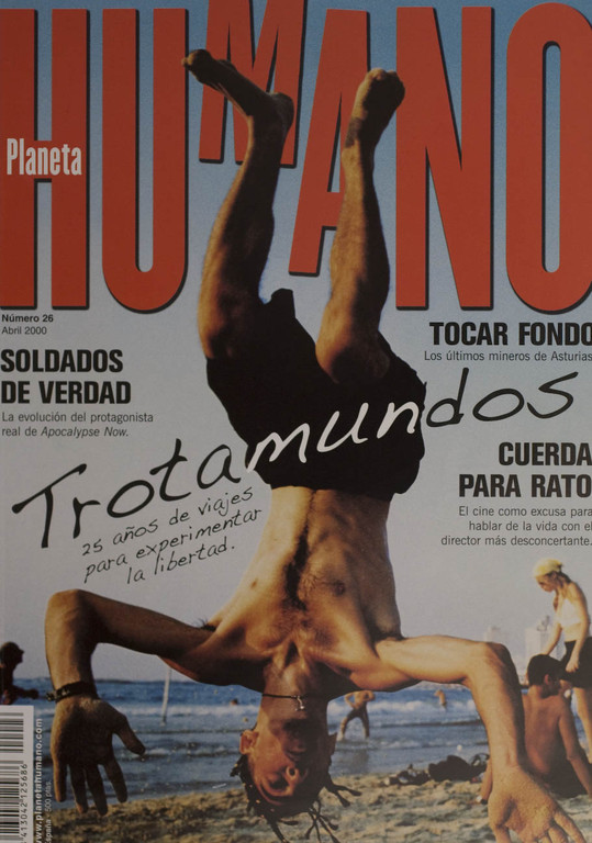Beach Travel for Planeta Humano, Spain