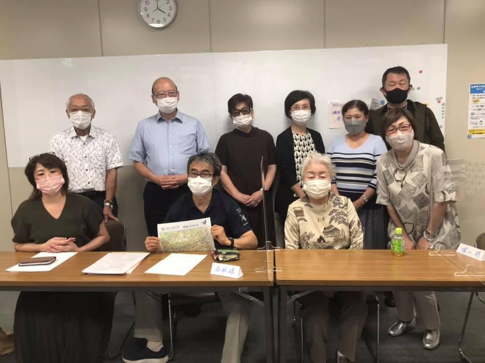 2021.9.24 第13回 わくわくセミナー【防災セミナー】参加