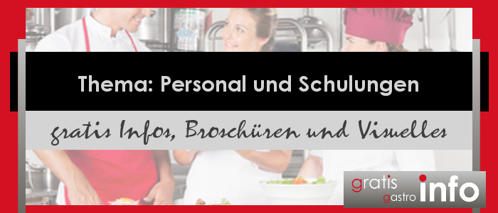 Personalschulung Gastronomie