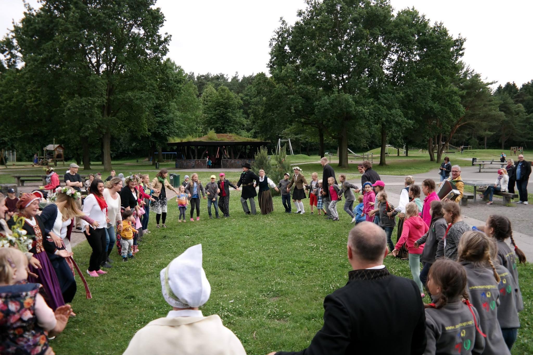 Ielīgošana Hamburgā 2017.gada 24.jūnijā